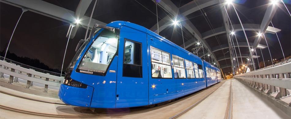 tramwaj 21